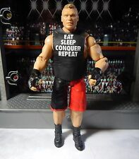 Brock Lesnar with Shirt WWE MATTEL Series 25 WWF NXT WRESTLING FIGURE 2012