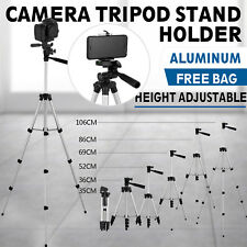 New Universal Flexible Stand Tripod Mount + Free Holder For Smart Phone iPhone