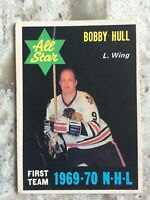 1970-71 O-Pee-Chee #235 Bobby Hull AS1 VGEX Ref 69