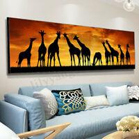 Giraffe Family Full Drill 5D Diamond Painting Embroidery Cross Stitch Kit Decor