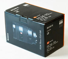 New Sony FE 24-70mm f/2.8 GM Full Frame Lens SEL2470GM FREE Shipping
