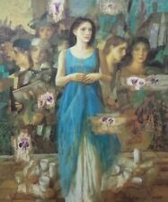 "GOYO DOMINGUEZ ""ALBA"" - LIMITED EDITION OF 295, GICLEE ON PAPER, COA"