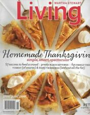 Martha Stewart Living Magazine Speedy Weeknight Dinners MACARONS Mar14