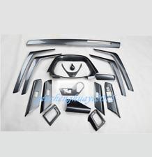 17PCS ABS Carbon Fiber Car Interior Kit Cover Trim For Toyota RAV4 2016-2019