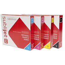 NUOVO Sawgrass Virtuoso SG400 & SG800 trasferimento termico cartucce di inchiostro Dye sublimazione