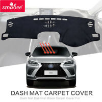 Dash Mat For LEXUS NX300H NX200T NX200 Dashmat Black Carpet Cover NON