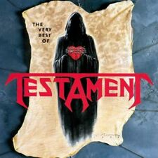 TESTAMENT the very best of testament (CD, compilation, 2001) heavy metal, thrash