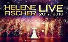 Helene Fischer Köln 07.10.2017 Sitzplätze im Innenraum nebeneinander wie VIP