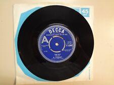 """AL STEWART: (w/Jimmy Page)The Elf-Turn Into Earth-U.K. 7"""" 66 Decca F.12467 Demo"""