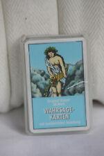 Original Kipper Wahrsagekarten,Edith & Jürgen Steller München,kpl. mit Anleitung