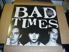 LP:  BAD TIMES - Streets Of Iron   NEW SEALED REISSUE Jay Reatard