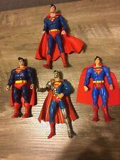 DC Direct / DC Universe Classics CYBORG SUPERMAN  SERIES 1 & 3 OTHER SUPERMAN'S