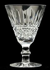 Set of 12 Waterford Crystal TRAMORE Claret Wine Glasses Ireland Excellent 5 1/4""
