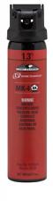 Defense Technology 43445 First Defense MK-4 Stream 1.3% Red 3 oz Pepper Spray