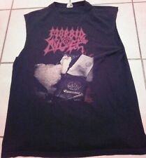 Men's Morbid Angel Shirt Covenant Death Obituary Deicide Cannibal Corpse Carcass