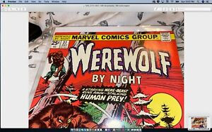 🔥Werewolf By Night #31| Text teaser of Moon Knight's first appearance (1975)🔥
