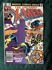 """New listing """"The Uncanny X-Men� #148 (1981 Marvel) 1st Appearance Of Caliban Newsstand Edt."""