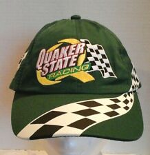 Quaker State Racing Strapback Baseball Cap Dad Hat