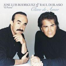 Clave De Amor by José Luis Rodríguez/Raúl Di Blasio (CD, May-2003, Sony BMG)