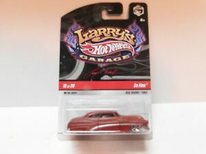 Hot Wheels - 1/64 - Larry's Garage - So Fine   -- ( Buick )   - w Real Riders