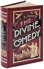 The Divine Comedy of Dante Alighieri Leather Bound Book Inferno Gustave Dore NEW