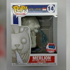 Funko Pop Icons: #14 Merlion (2019 version) Singapore Simply Toys Exclusive