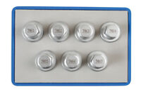 Laser Tools  Locking Wheel Nut Key Set - Vauxhall/Opel 7pc Part No. 6860