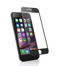 Apple Iphone 6 Plus verre trempé coloré Noir écran en verre trempé 0,3 ml 9h