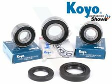 Yamaha DT 100 1974 - 1976 Genuine Koyo Rear Wheel Bearing & Seal Kit