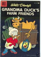 Four Color #763 Grandma Duck's Farm Friends 1956