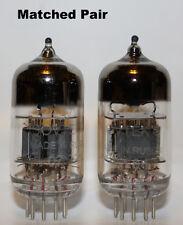 Matched Pair Sovtek 12AX7WC / 12AX7 / ECC83 tubes, low noise, NEW