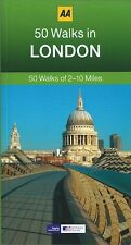 AA 50 Walks in London *IN STOCK IN MELBOURNE - NEW*