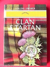 Manuale dei CLAN E TARTAN stoffa scozzese kilt Scozzesi riconoscere identificare