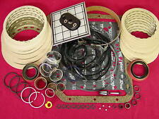 350 TRANSMISSION MASTER REBUILD KIT 1969-1979 less steels Turbo Hydramatic 350