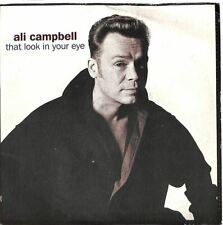 """Ali Campbell - That Look In Your Eye - 7"""" Record Single"""