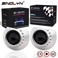 For BMW 3 Series E46 2.5 H1 HID Bixenon Projector Lens AL ZKW Headlight Retrofit