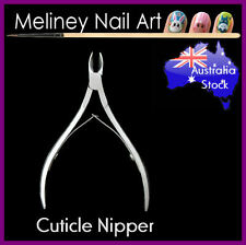 Cuticle nipper Nail Clipper Tool Manicure pedicure Cutter Stainless Steel