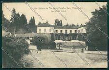 Varese Somma Lombardo cartolina QQ6665