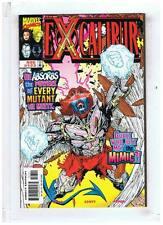 Marvel Comics Excalibur #123 VF/NM+ 1998