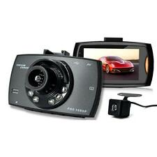 2.7 Inch Car DVR Dual Lens Night Vision Dash Cam Camcorder