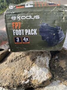 Exodus fp7 foot pack