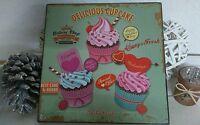 Holzbild Bild Clayre&Eef Cupcake Muffin Törtchen