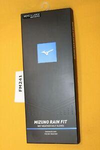 Mizuno Rain Fit Wet Weather Golf Glove Pair Men's Extra Large (XL) NEW FM241
