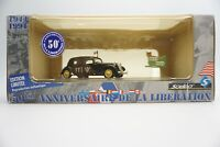 SOLIDO LIBERATION 50th 1/43 SCALE 44/94 - CITROEN TRACTION FFI Diecast  FRance