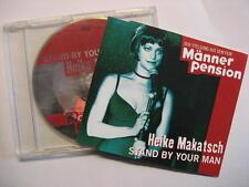 "HEIKE MAKATSCH ""STAND BY YOUR MAN"" - MAXI CD"