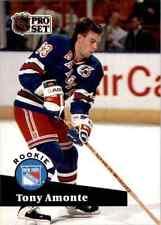 1991-92 Pro Set Tony Amonte #550