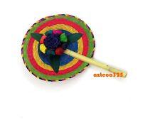 Mexican Straw Palm Fan