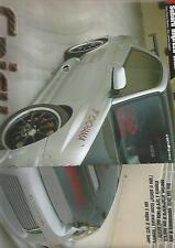 SP30 Clipping-Ritaglio 2006 Subaru Impreza WRX Spicy