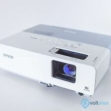 EPSON POWERLITE 83+ 3 LCD VIDEO PROJECTOR fully functional remote