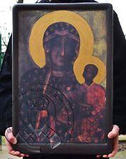 Our Lady of Czestochowa Polish Madonna St Luke Virgin Mary Religious Icon